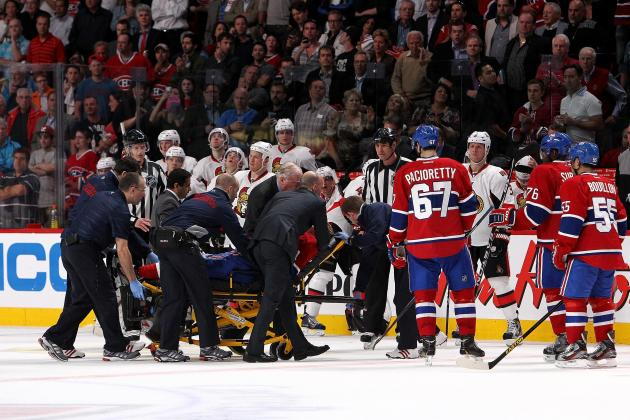 How Lars Eller Injury Affects Montreal Canadiens' Playoff Hopes