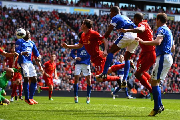 Liverpool and Everton Share Premier League Season Spoils, but Referees Rob Both