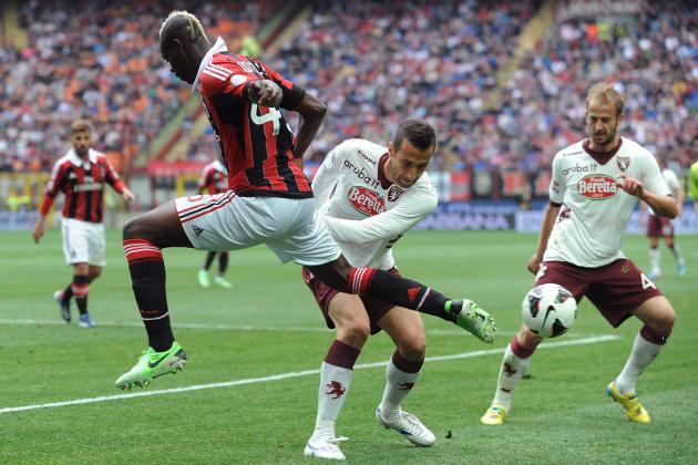 Milan 1 vs Torino 0