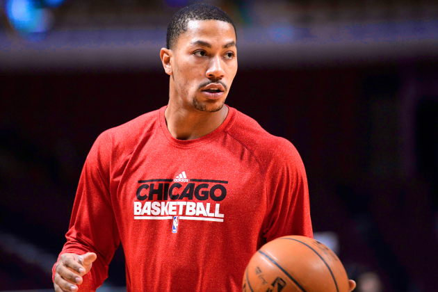 Derrick Rose Reportedly Sitting Out Chicago Bulls' Entire 2012-13 Postseason