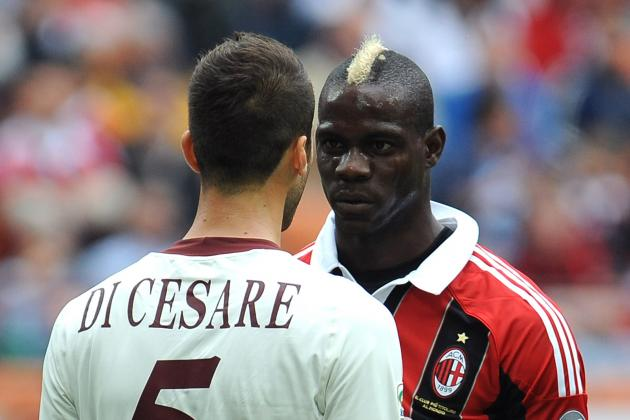 AC Milan 1-0 Torino: Balotelli Wins It Late