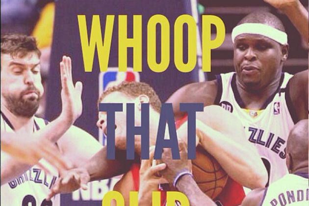Grizz 'Whoop' Blake on Instagram