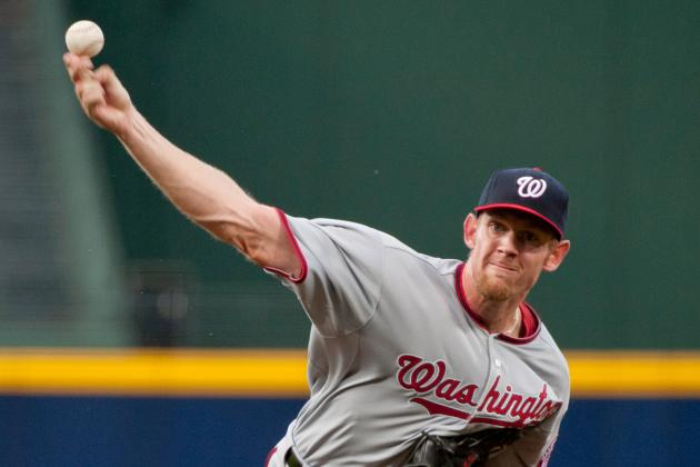 Stephen Strasburg Goes Seven Innings, Shows No Sign of Arm Trouble