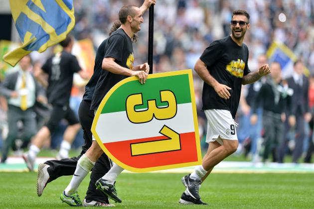 The Ups and Down of Italian Champions Juventus