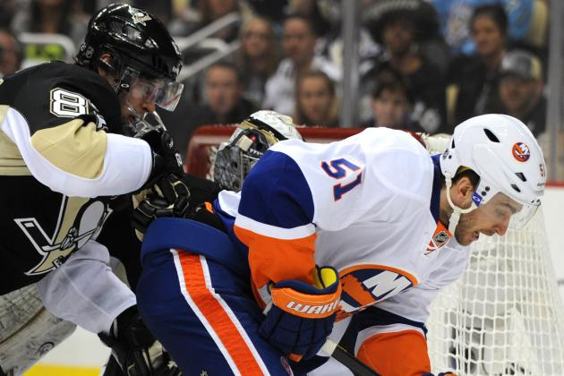 ESPN Gamecast: Pittsburgh Penguins vs. New York Islanders