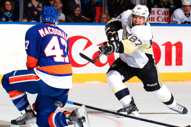 Pittsburgh Penguins vs. New York Islanders: Live Score, Updates and Analysis