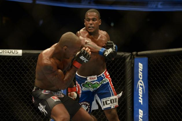 Lorenz Larkin Talks Loss to Francis Carmont at UFC on Fox 7