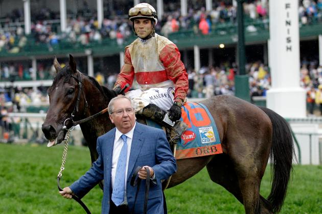 Kentucky Derby Winner: Evaluating Orb's Chances at Preakness Stakes
