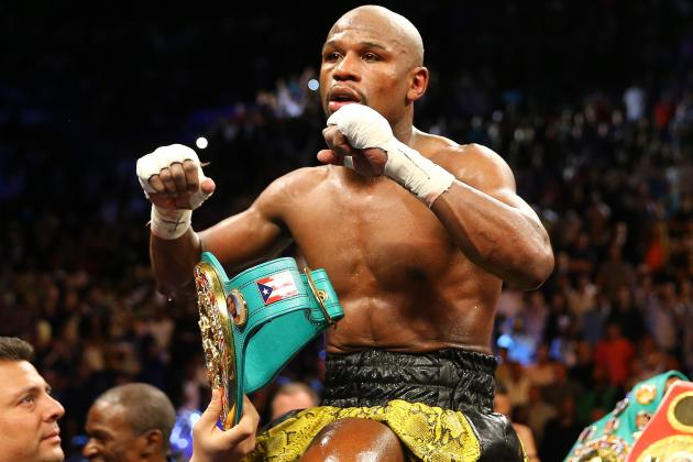 Mayweather vs. Guerrero: Money's Dominance Must Set Up Fight with Manny Pacquiao