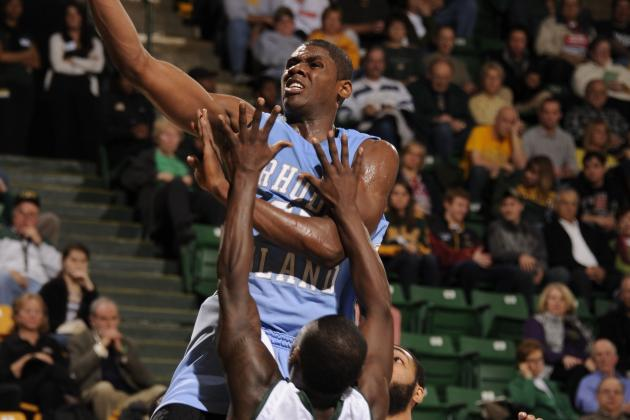 Ex-Rhody Frosh Jonathan Holton Commits to West Virginia