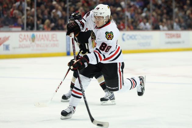 Willingness -- and Skill -- to Pass Makes Chicago's Kane a Double Threat