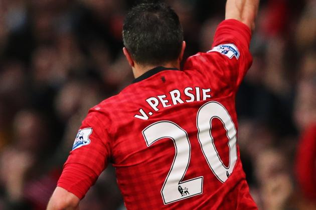 Van Persie Declines Offer to Take United No. 9 to Save Fans Money