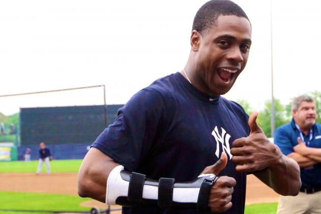 Curtis Granderson Could Be Less Than 2 Weeks Away from Return to Lineup