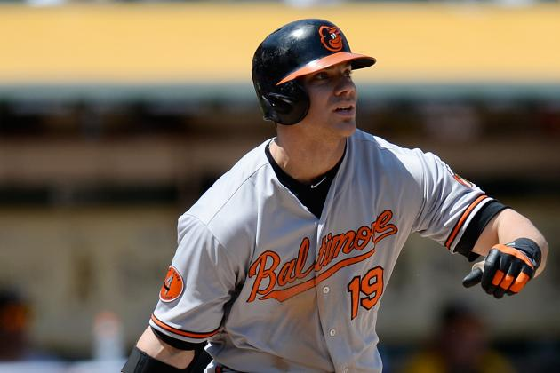 Chris Davis (Knee) Returns to Lineup Today vs. Angels