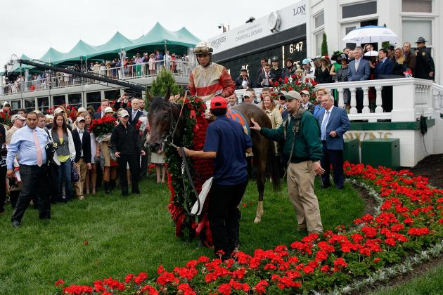 Kentucky Derby Payout: Breakdown of Results from Churchill Downs