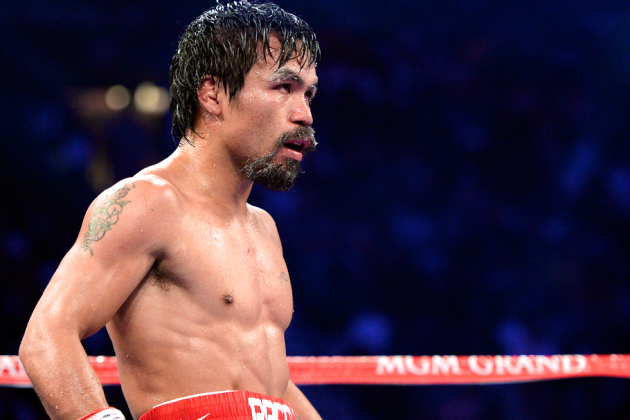 Has Boxing Moved On from Floyd Mayweather vs. Manny Pacquiao?