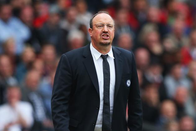 Will Chelsea's Victory over Manchester United Soothe Feelings to Rafa Benitez?