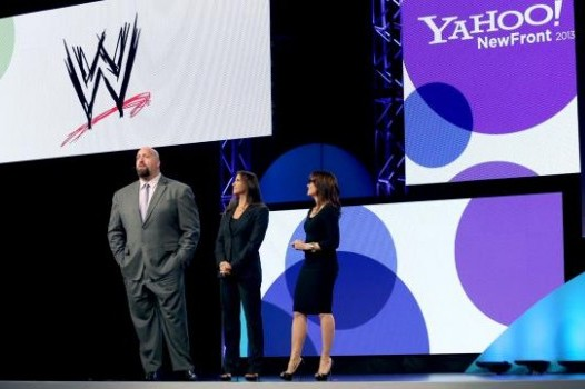 WWE Content on Yahoo! and E! What Does This Mean for WWE Network?
