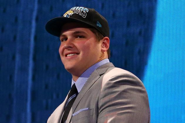 Jags' Joeckel Adjusting to Right-Side Move