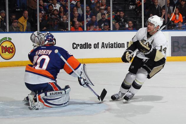 Penguins 5, Islanders 4, OT