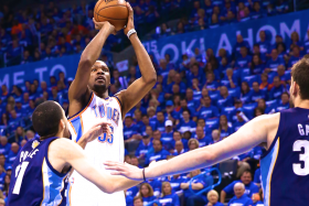 Grizzlies vs. Thunder Game 1: Live Score, Highlights and Analysis