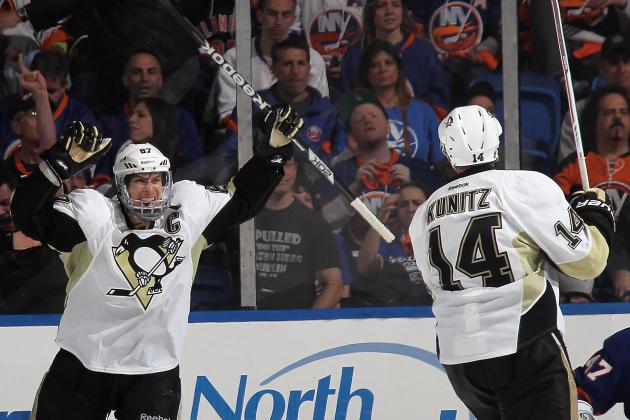 Chris Kunitz Scores Overtime Winner for Penguins
