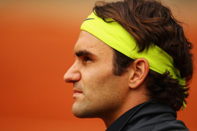 Roger Federer Must Approach Madrid Open as Warm Up for 2013 French Open