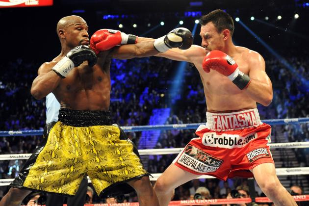 Mayweather vs. Guerrero: Biggest Takeaways from Welterweight Fight