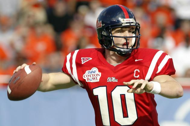 Ole Miss Football: All-Time Best Recruits at Each Position