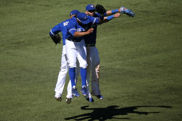 Blue Jays Crush Mariners to Stave off Sweep