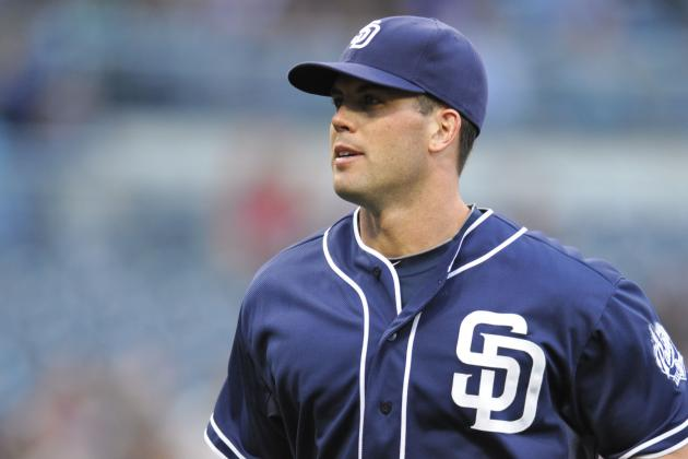 Padres Place Richard on DL, Activate Ross