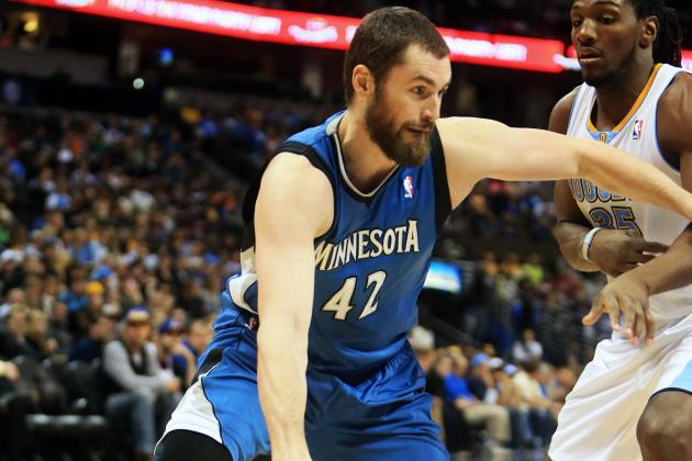 Kiszla: Denver Nuggets Should Trade for Timberwolves' Kevin Love