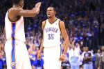 Durant Nails Game-Winner, Thunder Take 1-0 Lead on Grizzlies
