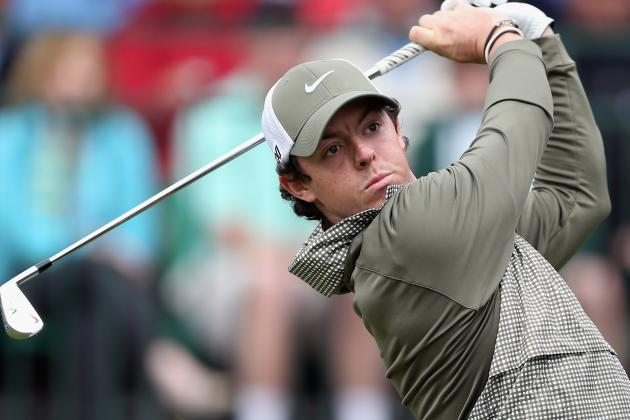 The Branding of Rory McIlroy