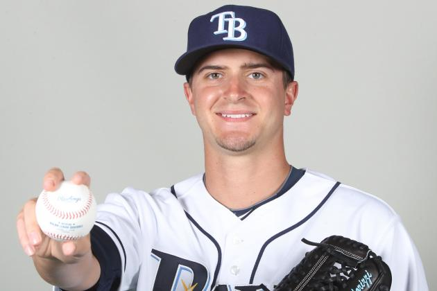 Four Rays Prospects Combine for Triple-a No-Hitter