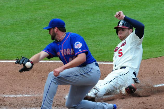 Hudson Stymies Mets as Freeman, Braves Roll