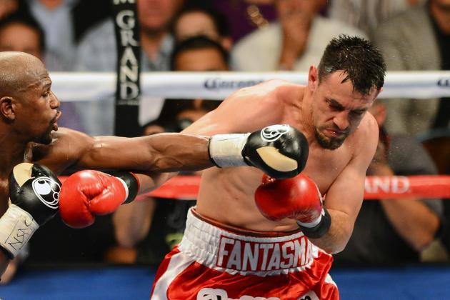 Floyd Mayweather vs. Robert Guerrero: Realistic Future Bouts for the Ghost