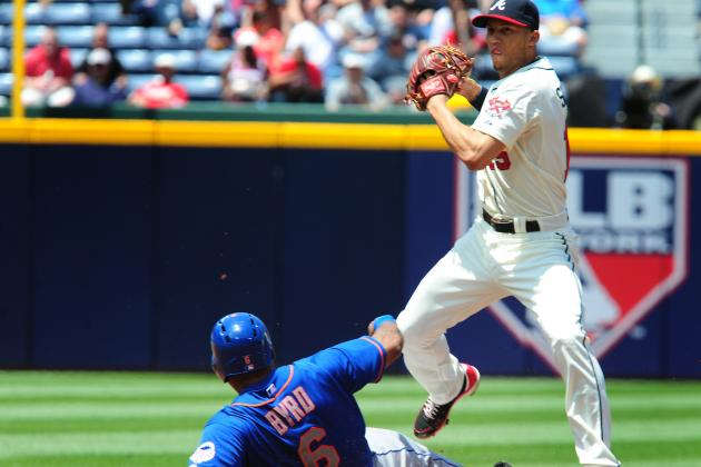 Mets Fall to the Braves, 9-4, as Sloppy Play Leads to Disastrous Third Inning