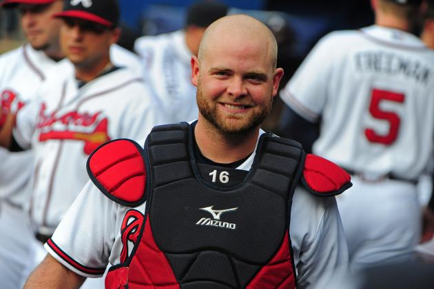 Braves All-Star Catcher Set to Come off DL