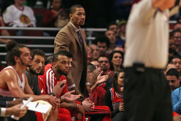 Derrick Rose Must Give Definitive Answer on Return to Salvage Reputation