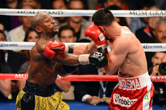 Mayweather vs. Guerrero Decision Further Proves Money's Defensive Prowess
