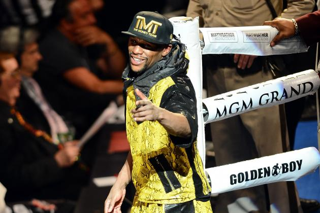 Mayweather vs. Guerrero: Breaking Down Money's Vintage Performance