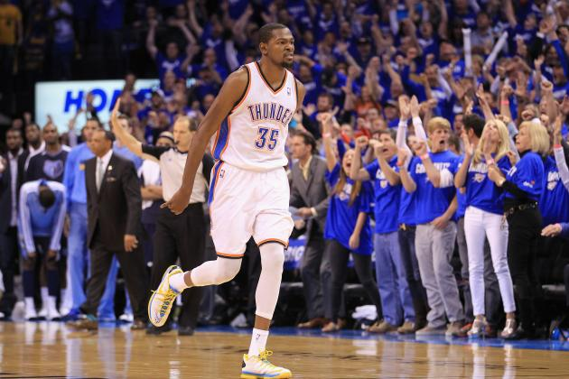 How Far Can Oklahoma City Thunder Advance in the NBA Playoffs?