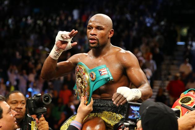 Why Floyd 'Money' Mayweather Must Fight Saul 'Canelo' Alvarez