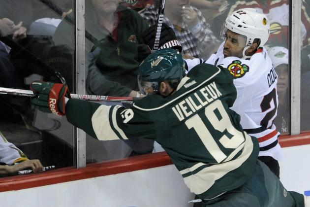 Chicago Blackhawks vs. Minnesota Wild: Live Score, Updates and Analysis