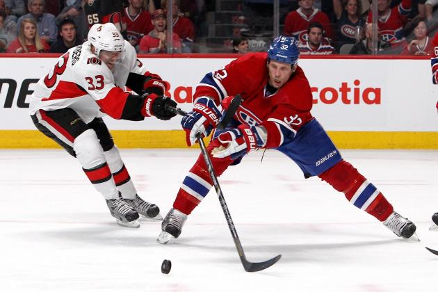 Canadiens vs. Senators: ESPN GameCast