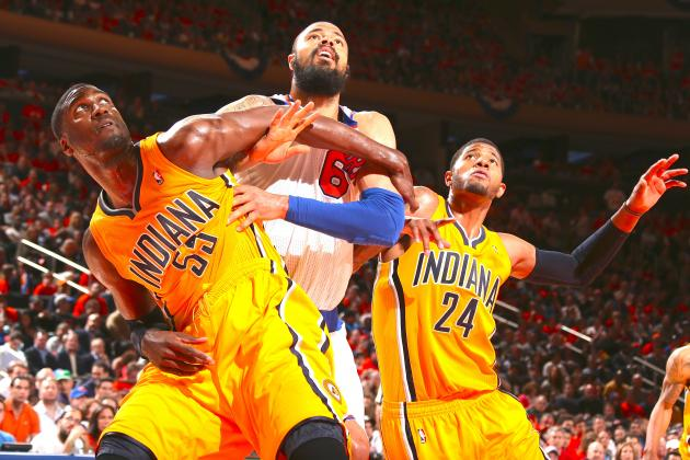Indiana Pacers vs. New York Knicks: Game 1 Score, Highlights and Analysis