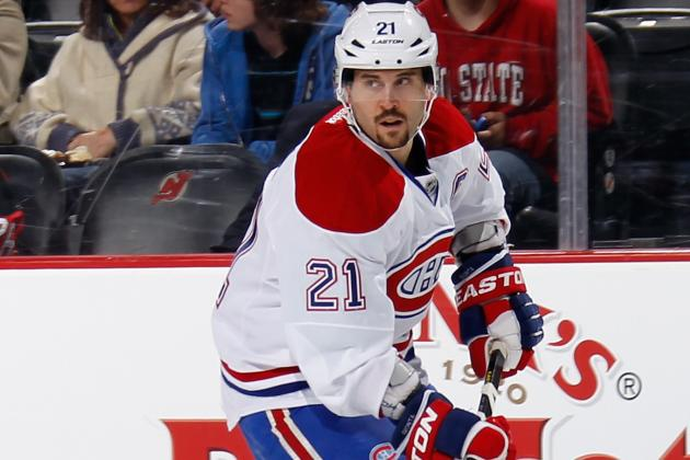 Brian Gionta and Max Pacioretty Back in Lineup