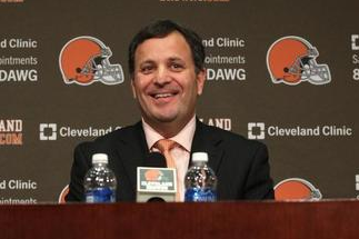 Browns Defend Trading Two 2013 Picks for Two 2014 Picks