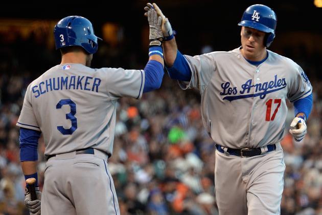 ESPN Gamecast: Dodgers vs. Giants